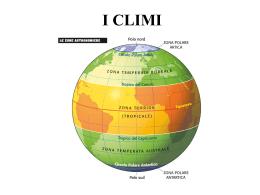 i climi [h] - Giocoscuola