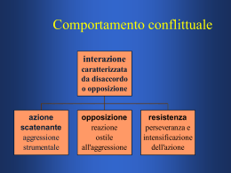problem solving conflitto