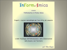 Presentiamo - Informamica.it