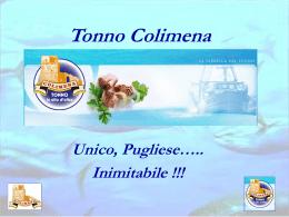Tonno Colimena