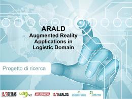 C. Sciarretta - ARALD (ppt 15 Mb)