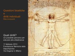 Definire la Bioetica