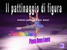 """Pattinaggio di figura - Istituto Comprensivo """"GB Rubini"""""""