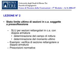 Lezione n° 2