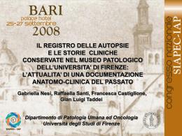 135 - G.Nesi, R.Santi, et al.