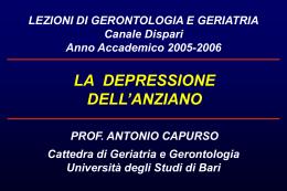 depressione vascolare