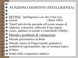 Ritardo Mentale : Trattamento - Università degli Studi di Pavia