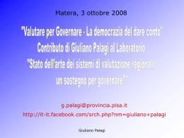 Slides Giuliano Palagi