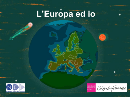 European Citizenship Project