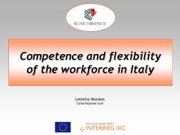competenza - Provincia di Torino
