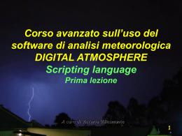 2 - Corso basico di meteorologia