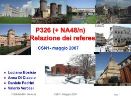P-326 i referee – A. Di Ciaccio