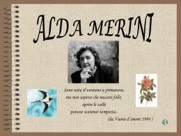 ALDA MERINI - Atuttascuola