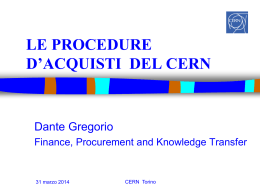CERN_ Le_procedure_di_acquisto