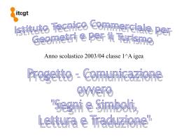 Presentazione di PowerPoint - GB Carducci