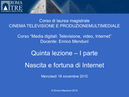 Internet 1995-2000
