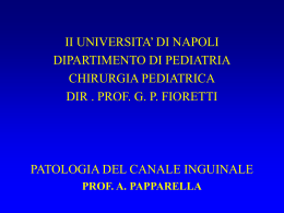 ii university of naples italy - Seconda Università degli Studi di Napoli