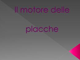 Il motore delle placche - Liceo Jacopone da Todi