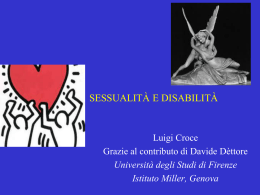 SEX e DISABILITA` 2