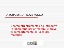 METODI DI LABORATORIO (doc Power Point)