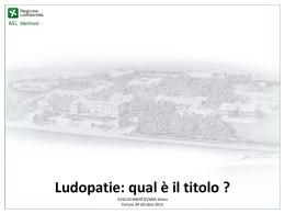 Diapositive Dott. Drusetta