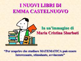 I giovani libri di Emma