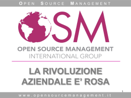 Diapositiva 1 - Paolo Ruggeri