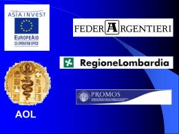 Opportunità in Cina per le Aziende Orafe e Argentiere Italiane