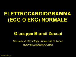 ECG NORMALE - metcardio.org