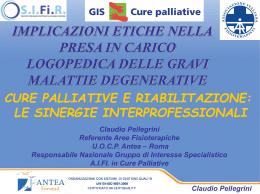 Claudio Pellegrini - Federazione Logopedisti Italiani