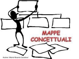 Mappe Concettuali - Fisica per la Scuola