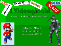 Aziende produttrici di videogiochi