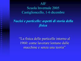 Fisica delle particelle (, 379 KB,)