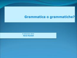 Grammatica Eclettica