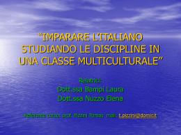 prima lezione_relatrici