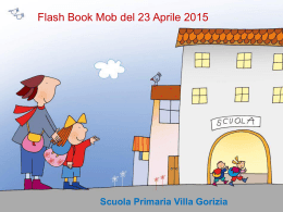 FLASH MOB V GORIZIA