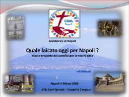Diapositiva 1 - Napoli