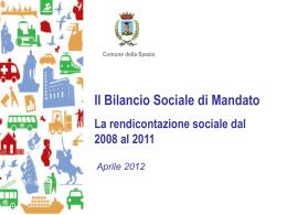 Presentazione pubblica – CAMeC, 12 aprile 2012