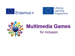 Progetto Multimedia Games