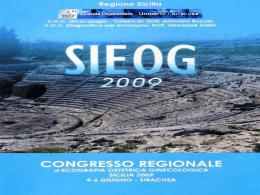 Congresso SIEOG