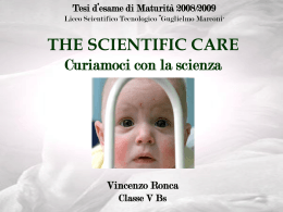 Vincenzo Ronca - Istituto Marconi Civitavecchia
