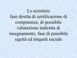 Scrutinio.p - laboratorioaltierospinelli.org