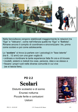 Scolari - Enciclopedia di medicina popolare