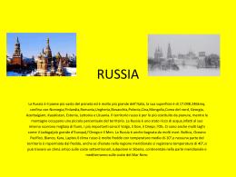 Brugali Russia - Il Sole Bacia Tutti