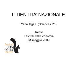 Algan slides ITA - festival economia