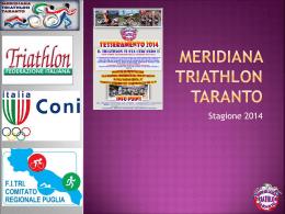 Meridiana Triathlon taranto