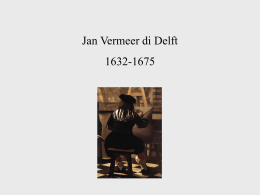 Vermeer - Taedium Vitae