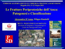 D`Anna - Associazione Italiana Riprotesizzazione
