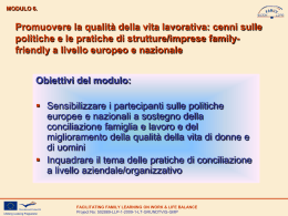 PPT - Facilitating family learning on work & family balance