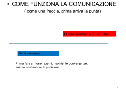Scarica il documento in formato PPT